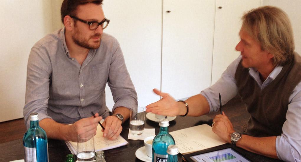 Business-Coaching in Frankfurt durch Julia David