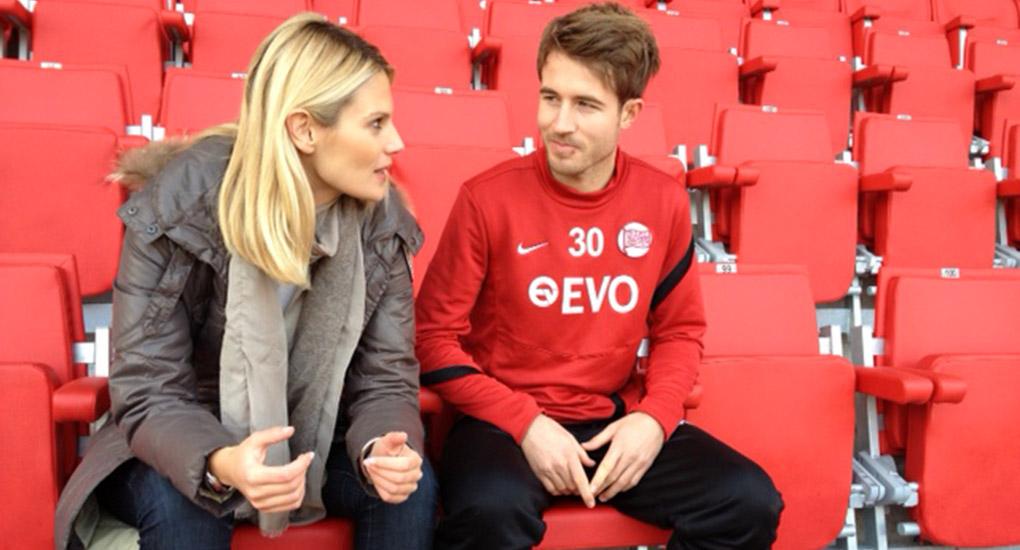 Mental-Coaching im Fußball durch Mentalcoach Julia David